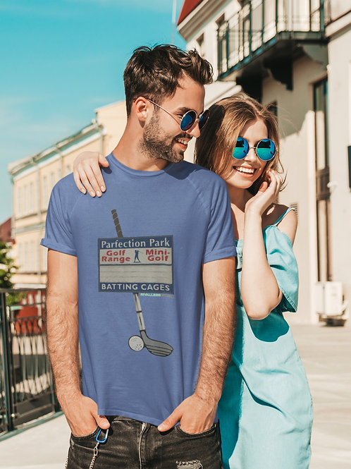 Parfection Park - Classic Yorkville Business Sign T-Shirt