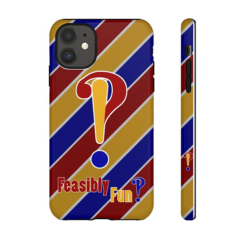 A Phone Case With Some Interrobangs