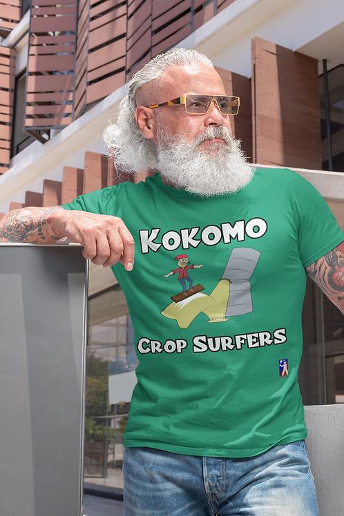 NABA - Kokomo Crop Surfers T-Shirt