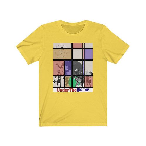 UnderTheBig.top Mondrian-Influenced Shirt