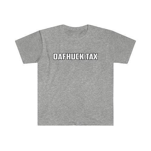 Huck's Own Shirt - OafHuck.tax
