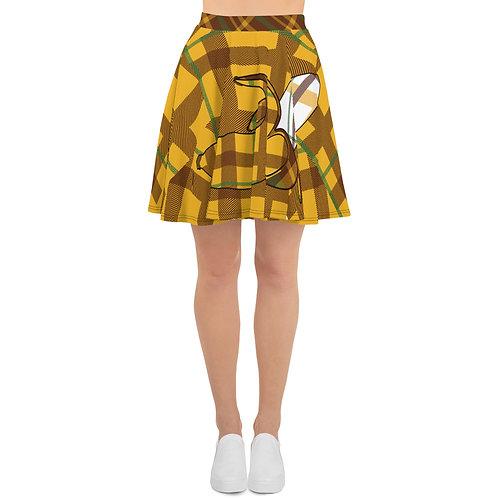 The Original Plaid Banana Skirt