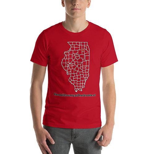 KendallCounty.IsTheGreate.st Shirt