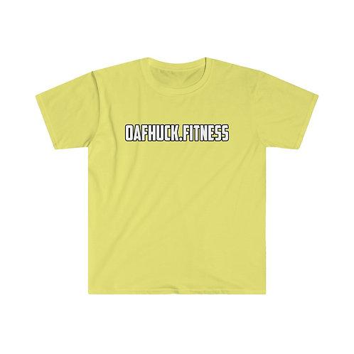 Huck's Own Shirt - OafHuck.fitness