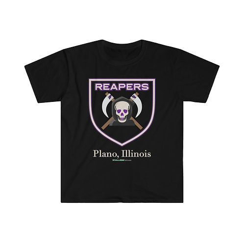 The Proper Plano Reapers Logo T-shirt
