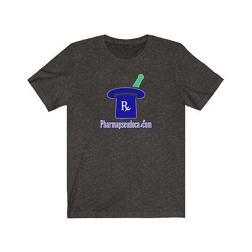 The Pharmapseudocal.com Logo Shirt