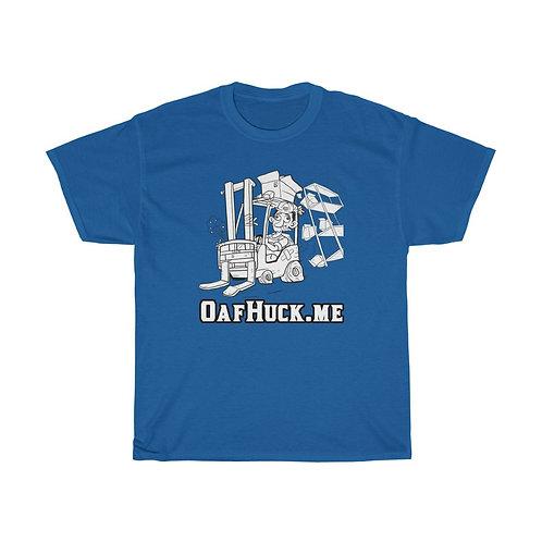 Huck On A Truck - The OafHuck.me Shirt