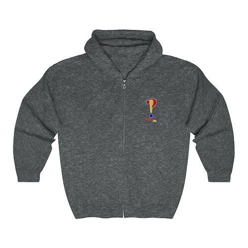 When It's A Bit Chilly, You Just Want Your Interrobang Hoodie!