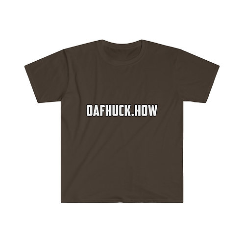 Huck's Own Shirt - OafHuck.how