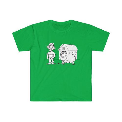 Oaf Huck Ewe - OafHuck.eu T-Shirt