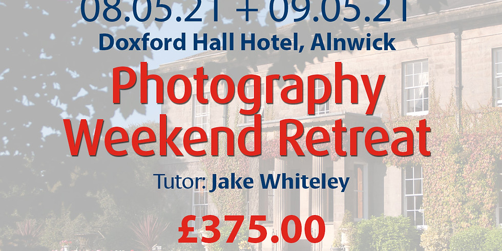 Saturday 08 + Sunday 09 May 2021: Photography