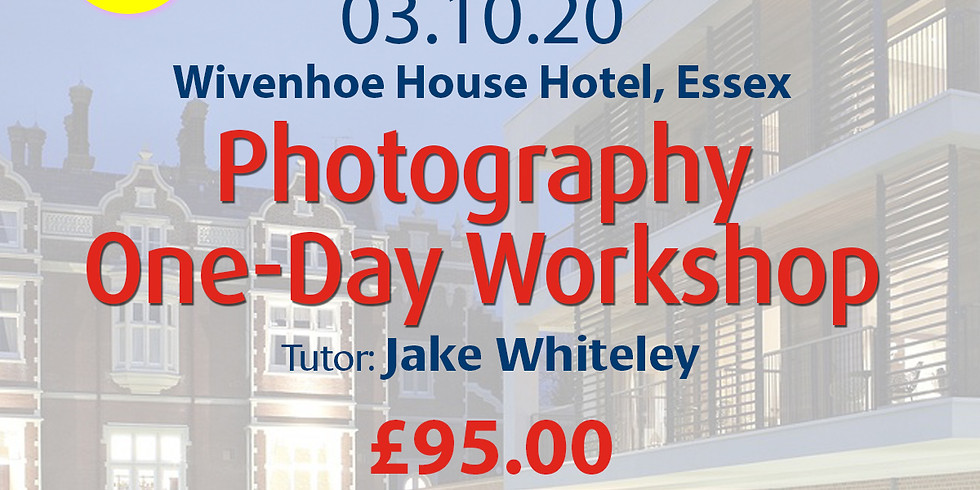 Saturday 03 October 2020: Photography