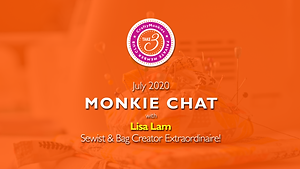 Take 3 Private Members Club Online Videos Craft Techniques Monkie Chat Top Tutor Guest Interview Lisa Lam