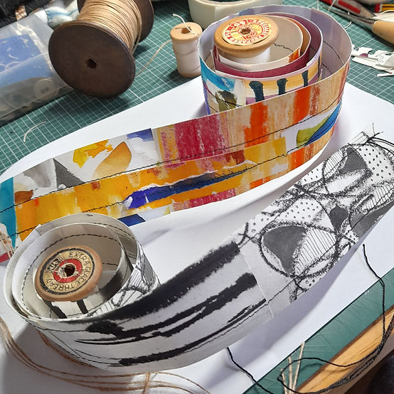 Let your creative sparks ignite with Gary Mills' fabulous Creative Sketchbook classes!