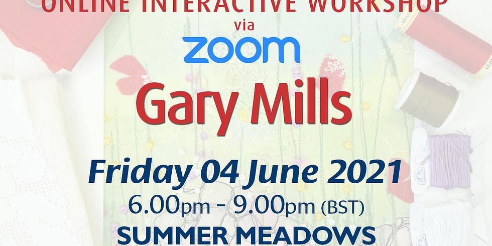 Friday 04 June 2021: Online Workshop (Summer Meadows)