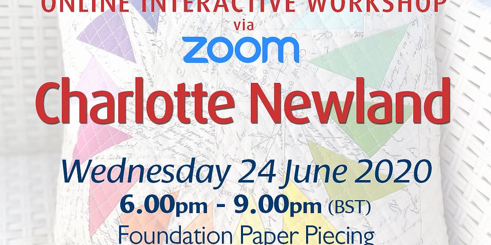 Wednesday 24 June 2020: Online Workshop (FPP)