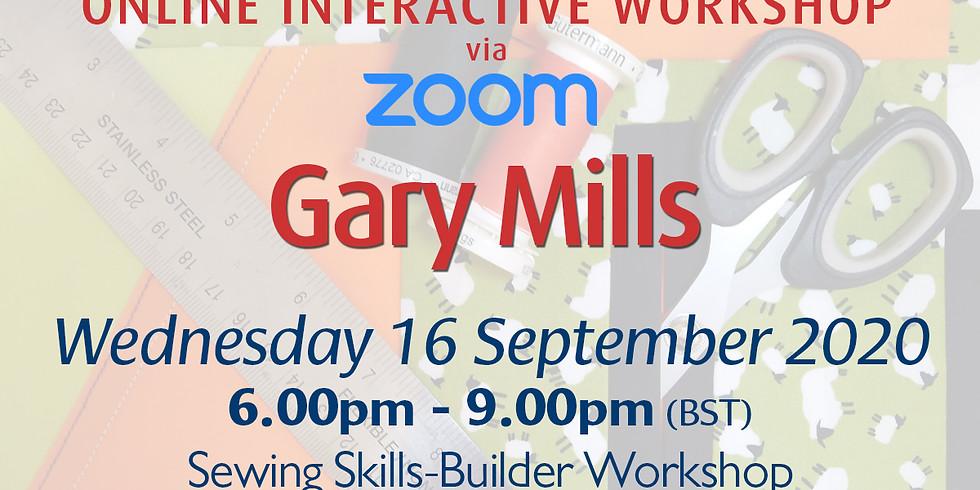 Wednesday 16 September 2020: Online Workshop (Skills-Builder)