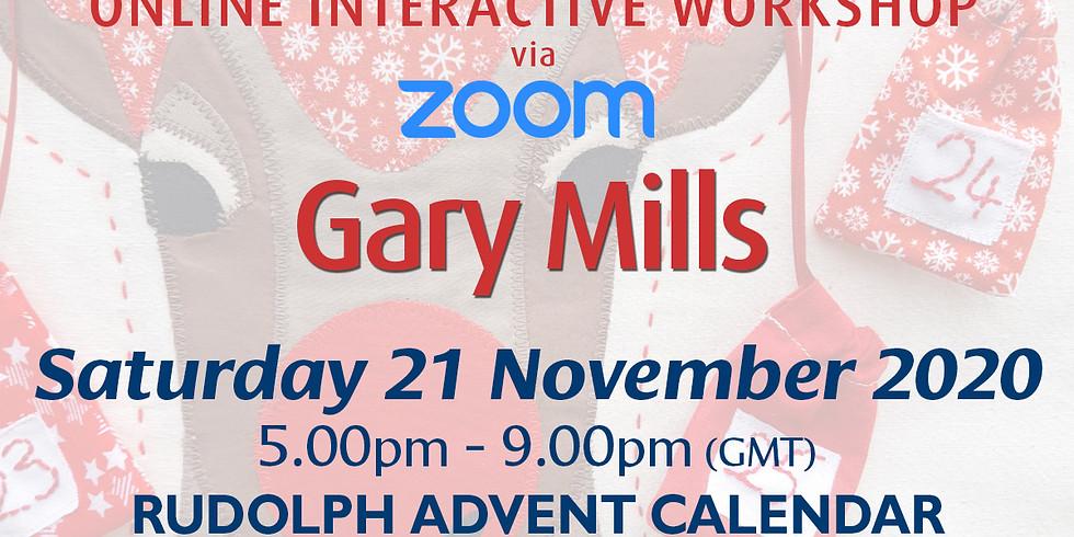 Saturday 21 November 2020: Online Workshop (Rudolph Advent Calendar)