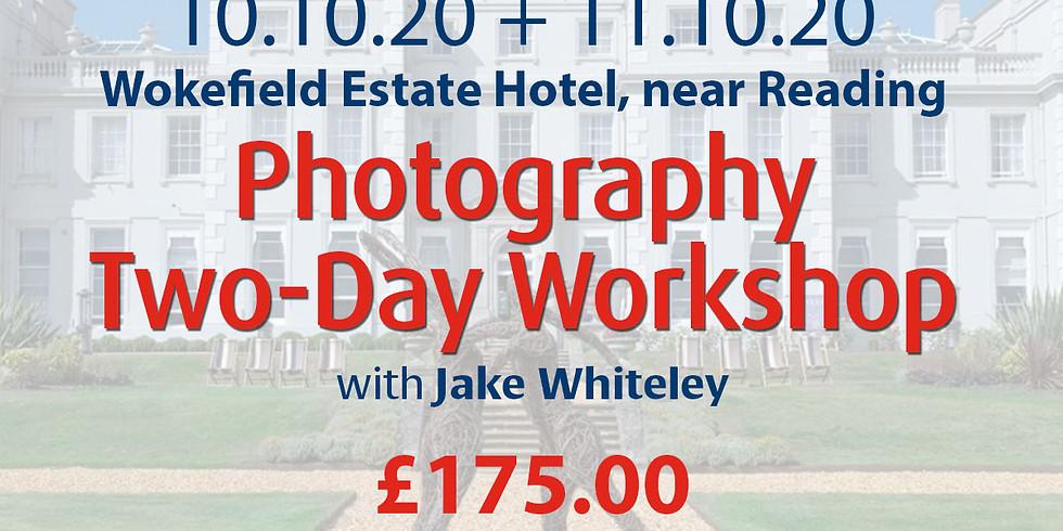 Saturday 10 + Sunday 11 October 2020: Photography