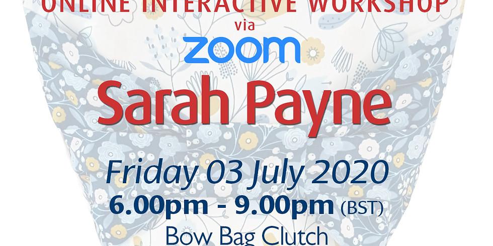 Friday 03 July 2020: Online Workshop (Project)