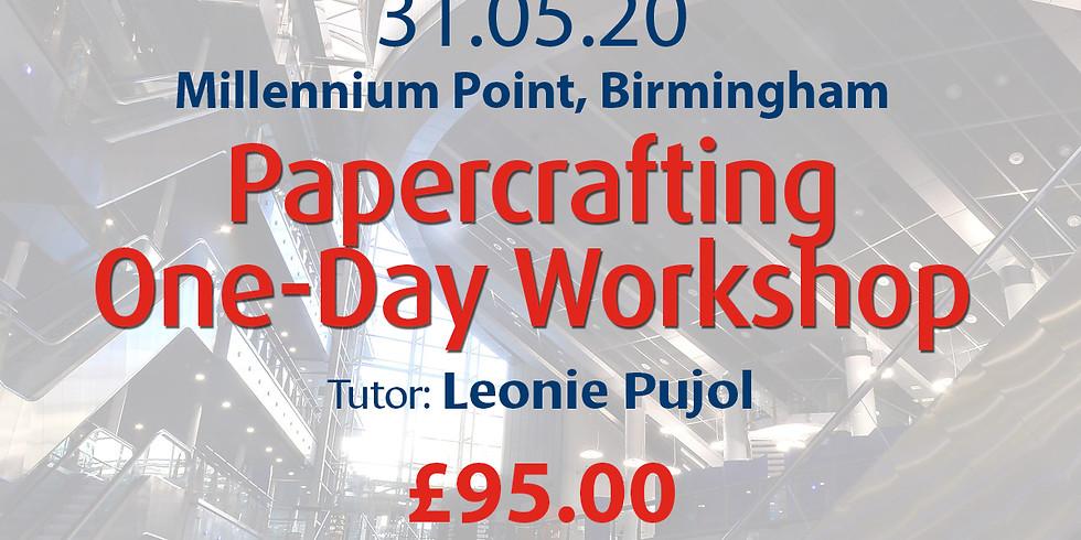 Sunday 31 May 2020: Papercraft (Leonie)