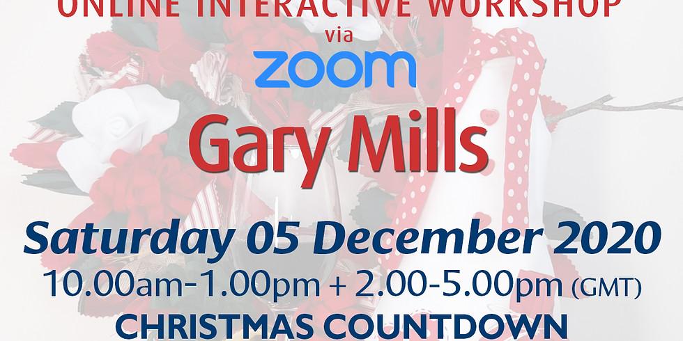 Saturday 05 December 2020: Online Workshop (Christmas Countdown)