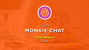 Take 3 Private Members Club Online Videos Craft Techniques Monkie Chat Top Tutor Guest Interview Sarah Ashford
