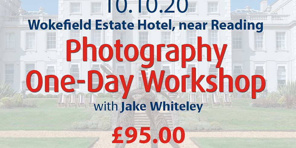 Saturday 10 October 2020: Photography