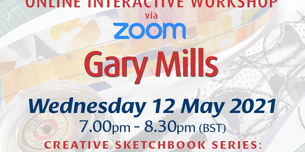 Wednesday 12 May 2021: Online Workshop (Colour & Tone)