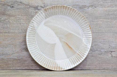 handmade ceramic large Dinner Plate by Miller's Pottery Australia