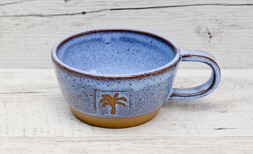 Handmade ceramic soup bowl by Miller's Pottery Australia