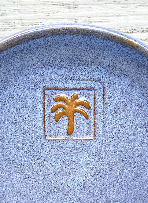 handmade ceramic plate by Miller's Pottery Australia