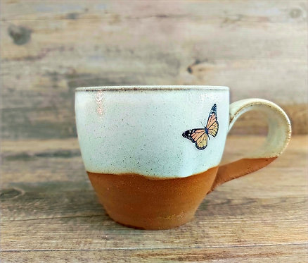 Handmade ceramic large mugs by Miller's Pottery Australia