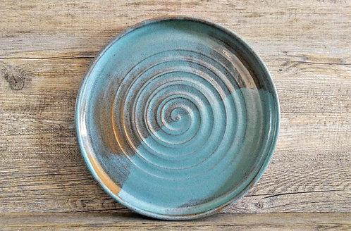 handmade ceramic serving platter by Miller's Pottery Australia