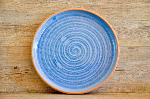 Handmade ceramic serving platter by Miller's Pottery Australia