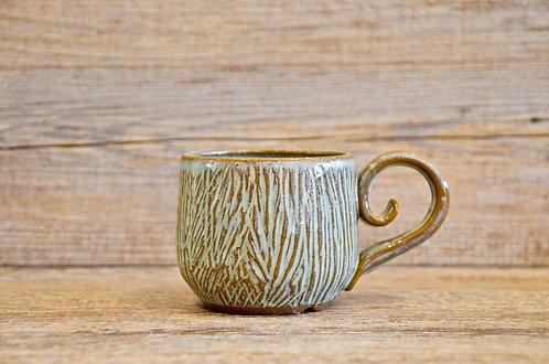 Handmade ceramic mug by Miller's Pottery Australia
