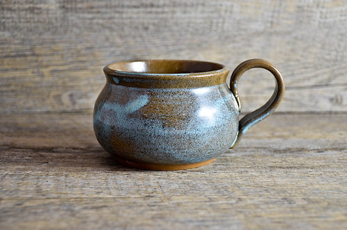 Handmade ceramic soup bowls by Miller's Pottery Australia