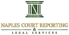 Naples Court Reporting Logo