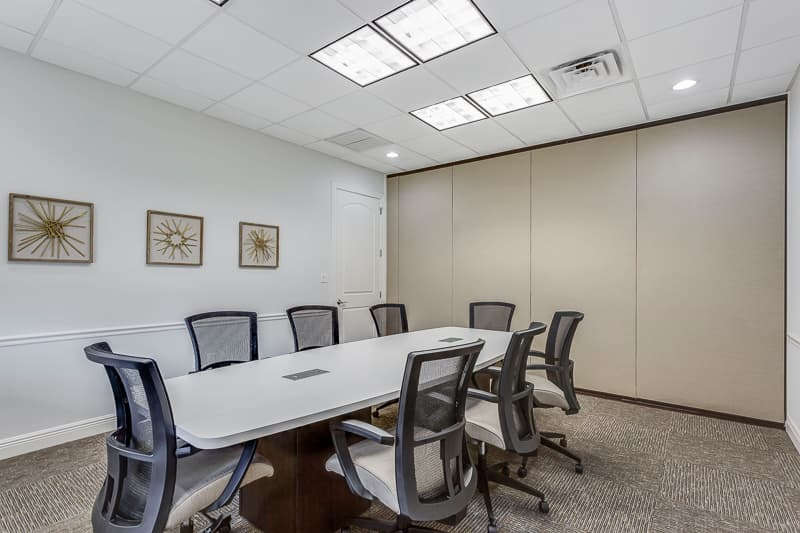 Conference room close to Collier County Courthouse