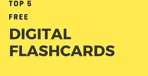Top 5 Free Online Flashcard Makers