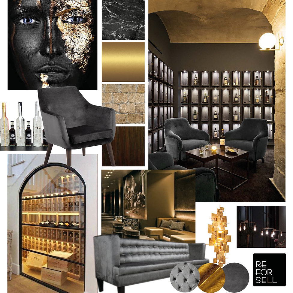 Moodboard - Wine & Cocktailbar - Italy.j