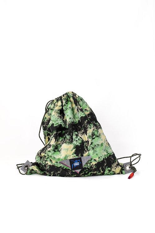 Boyhood Revisited Green Bag