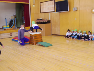 きく組 体操教室♪