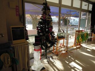 クリスマスツリーを飾る♪