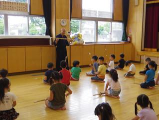 剣道教室開始♪