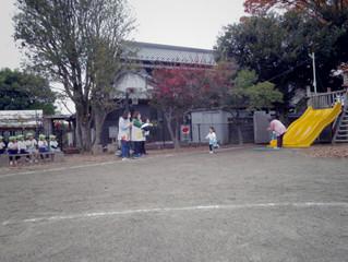 マラソン大会♪