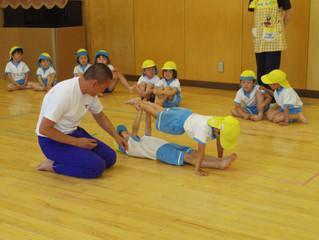 体操教室♪