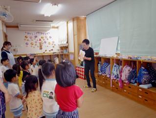英語教室♪