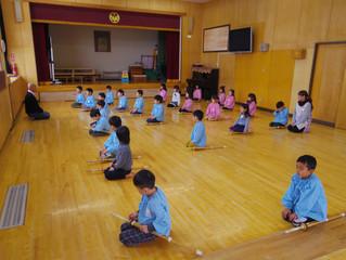 最後の剣道教室。。。