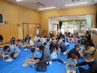 木工教室♪